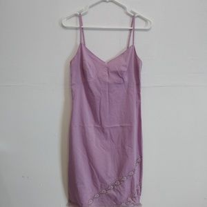 Lavender J Crew Dress